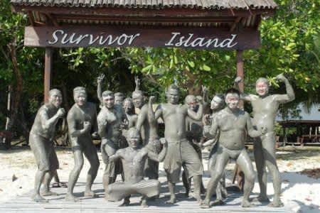 迷戀沙巴海洋風情海島樂 迪加岛一日遊 Survivor Islands Day Trip