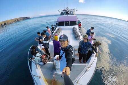 【澎湖超值一日遊】南方四島巡航+浪漫七美島環島
