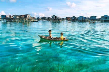【仙本那四島一日遊】敦沙卡蘭海洋公園
