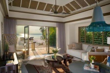 哈旅行Haplaytour/馬爾地夫-Inter Continental  Maldives  Maamunagau Resort 拉環礁 洲際酒店