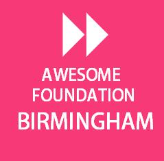 Awesome Foundation Birmingham