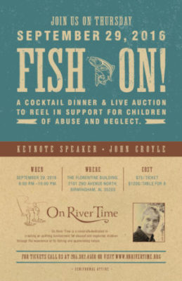 Fish On Fundraiser