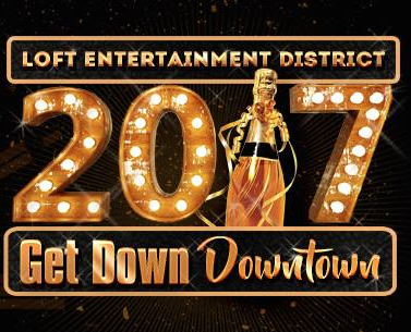 Get Down Downtown New Year's Eve Party