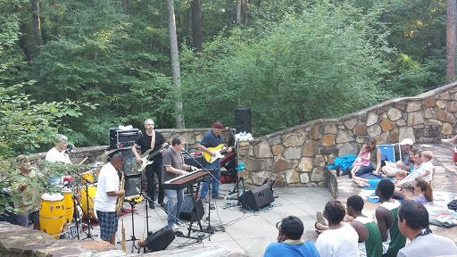 Groove Daddy at the Vestavia Hills Library