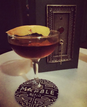 Marble Ring drink and pull chain Photo Credit: lana_waites on Instagram