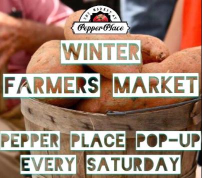 Winter Pepper Place Market