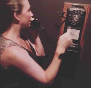 Phone in TARDIAS to enter