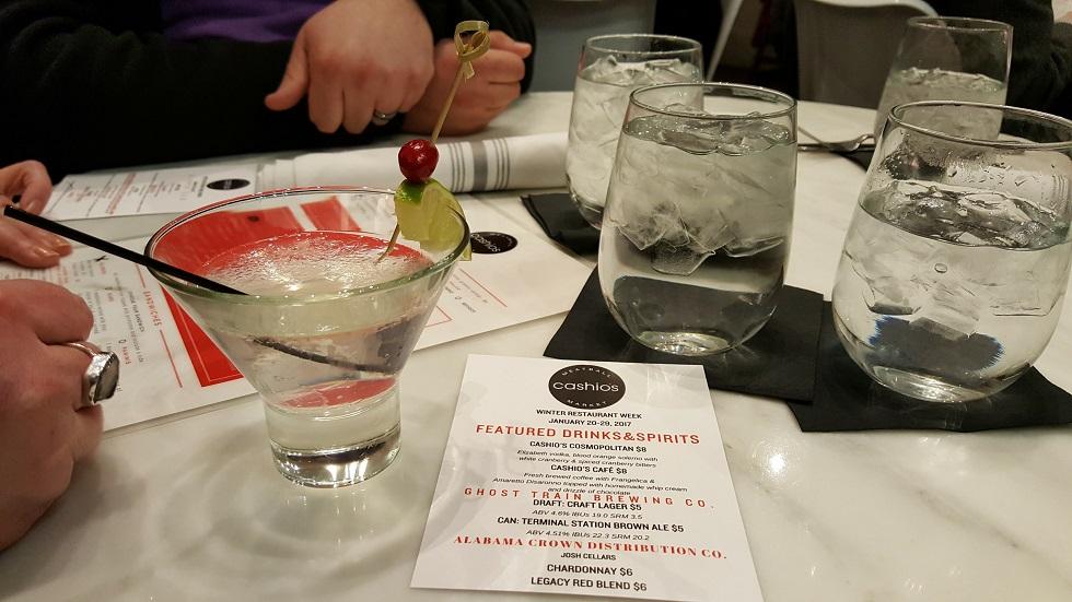 Cashio's Cocktail