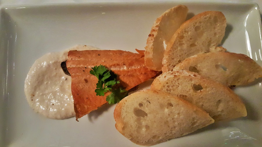 WRW Little Savannah Smoked Trout