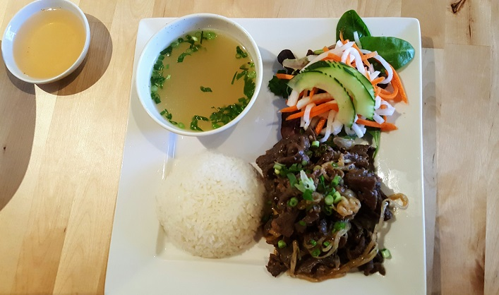 WRW Pho Pho Vietnamese and Sushi Bar Bulgogi