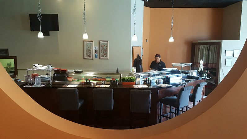 WRW Pho Pho Vietnamese and Sushi Bar Sushi Counter