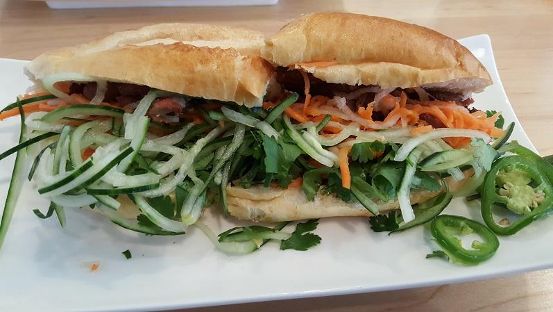 WRW Saigon Noodle House Banh Mi