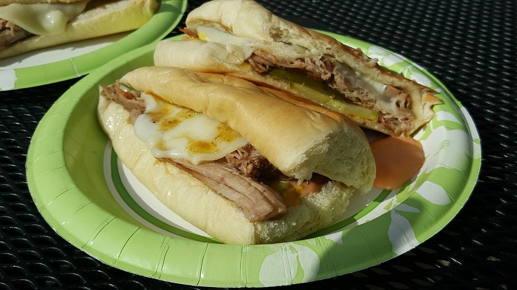 El Cubano Sandwich