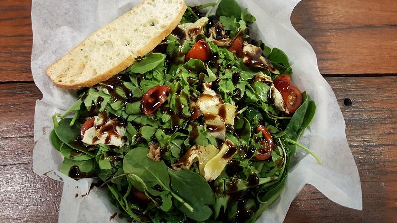 WRW Vecchia Razzo Salad