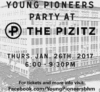 Party at Pizitz