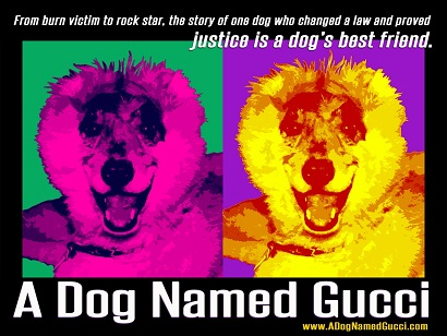 A Dog Named Gucci-Sidewalk Film