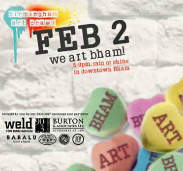 Feb Art Crawl