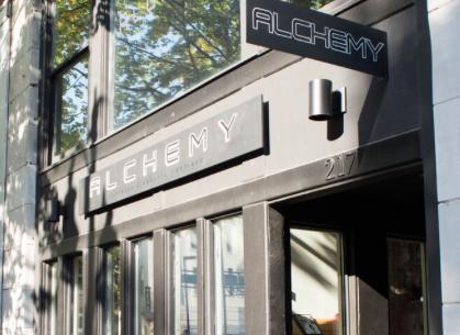 Alchemy 213 Exterior Shot