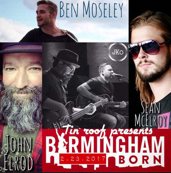 Birmingham Born Poster