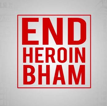 End Heroin Bham Logo