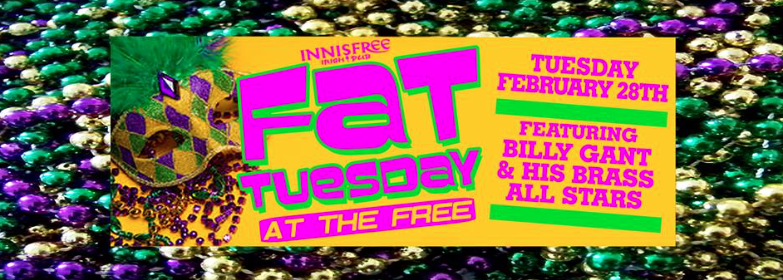Fat Tuesday at the FREE