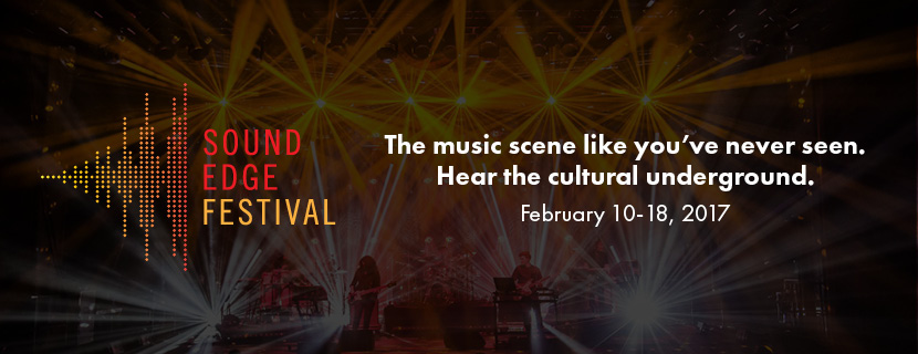 Sound Edge Cover Photo from Alys Stephens Center