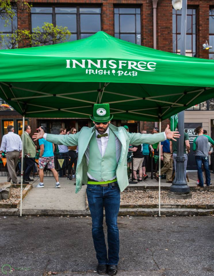 Derick of Innisfree Irish Pub
