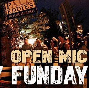Pale Eddie's Open Mic Sunday