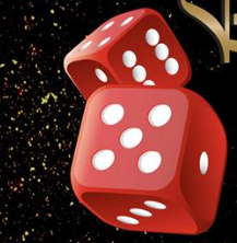 Red Casino Dice