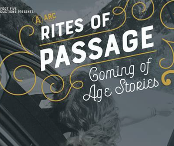 Arc Stories Rites of Passage