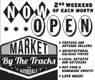 Avondale Market by the Tracks