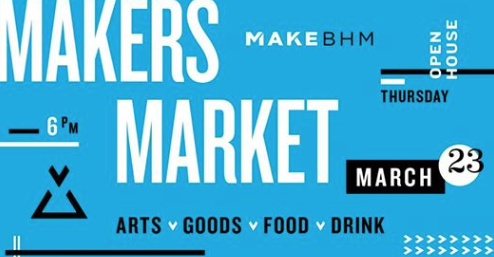 MAKEbham Makers Market