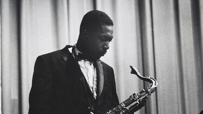 Coltrane Black and White Credit:okplayer.com