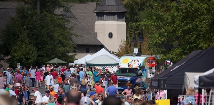 Mt. Laurel Spring Festival Credit: 280 Living