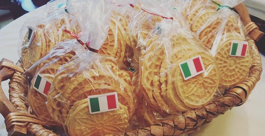 Italian Cookies Feast of St. Marks
