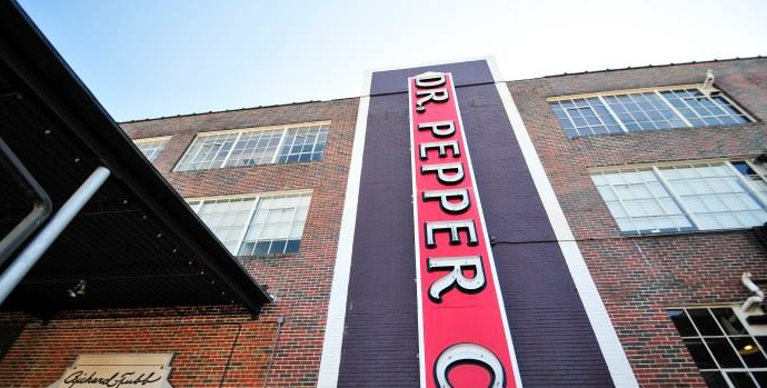 Pepper Place Sign