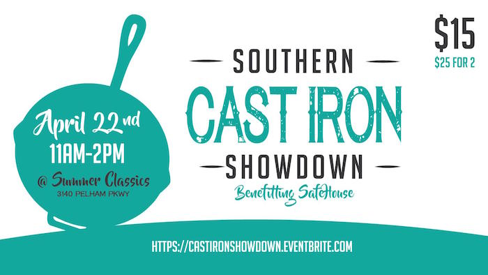 Southern Cast Iron Showdown 2017