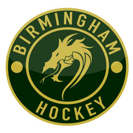 UAB Hockey Logo