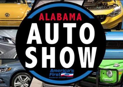 Alabama Auto Show Logo