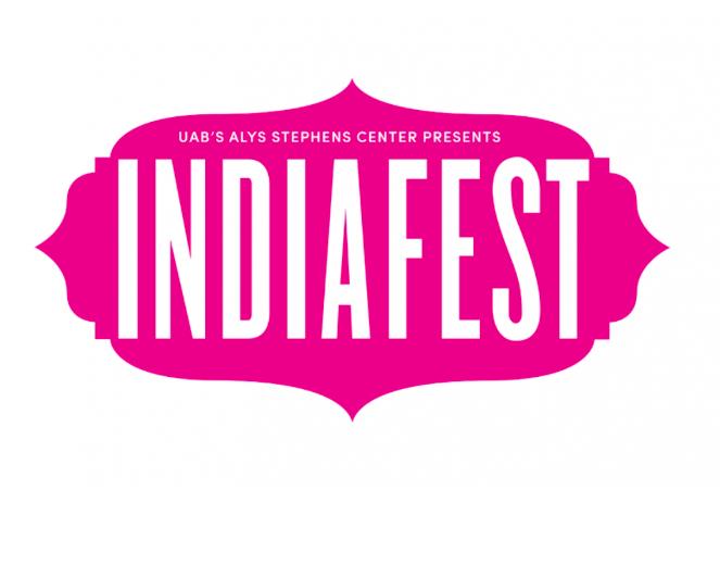 IndiaFest Logo Pink