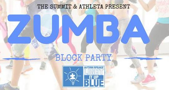 Zumba Summer Block Party