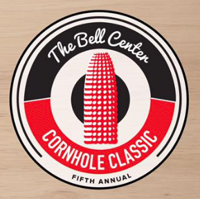 The Bell Center Cornhole Classic Logo