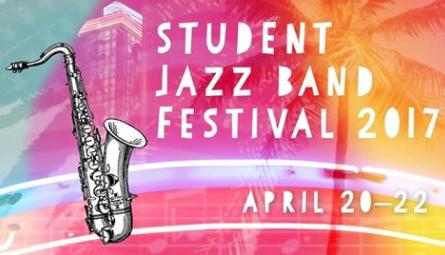 Student Jazz Festival Saxophone