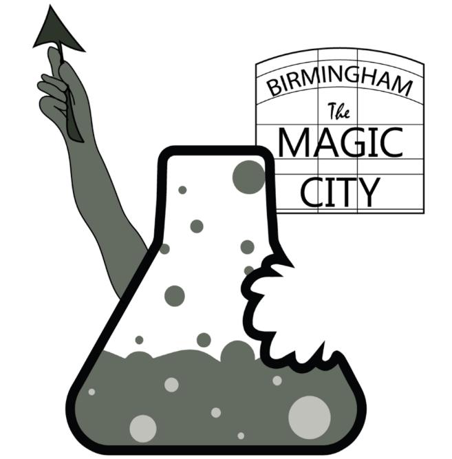 Taste of Science Birmingham Logo