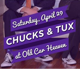 Chucks & Tux 2017 Logo