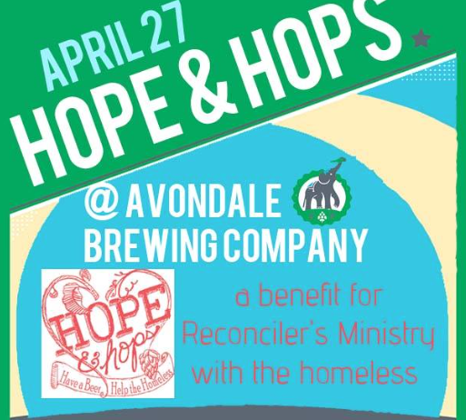 Hope & Hops logo
