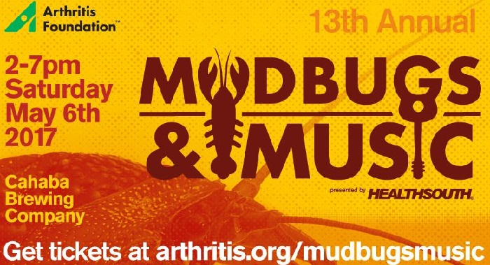 Mudbugs and Music at Cahaba