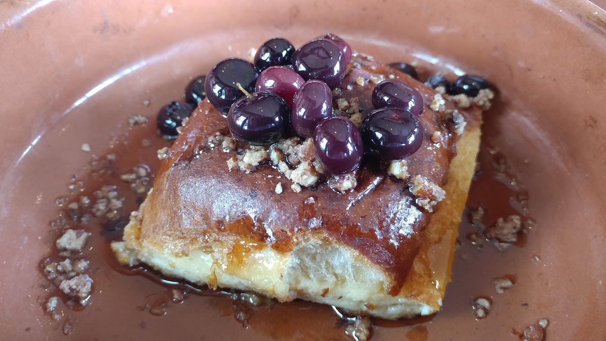 Brick Oven Brioche French Toast