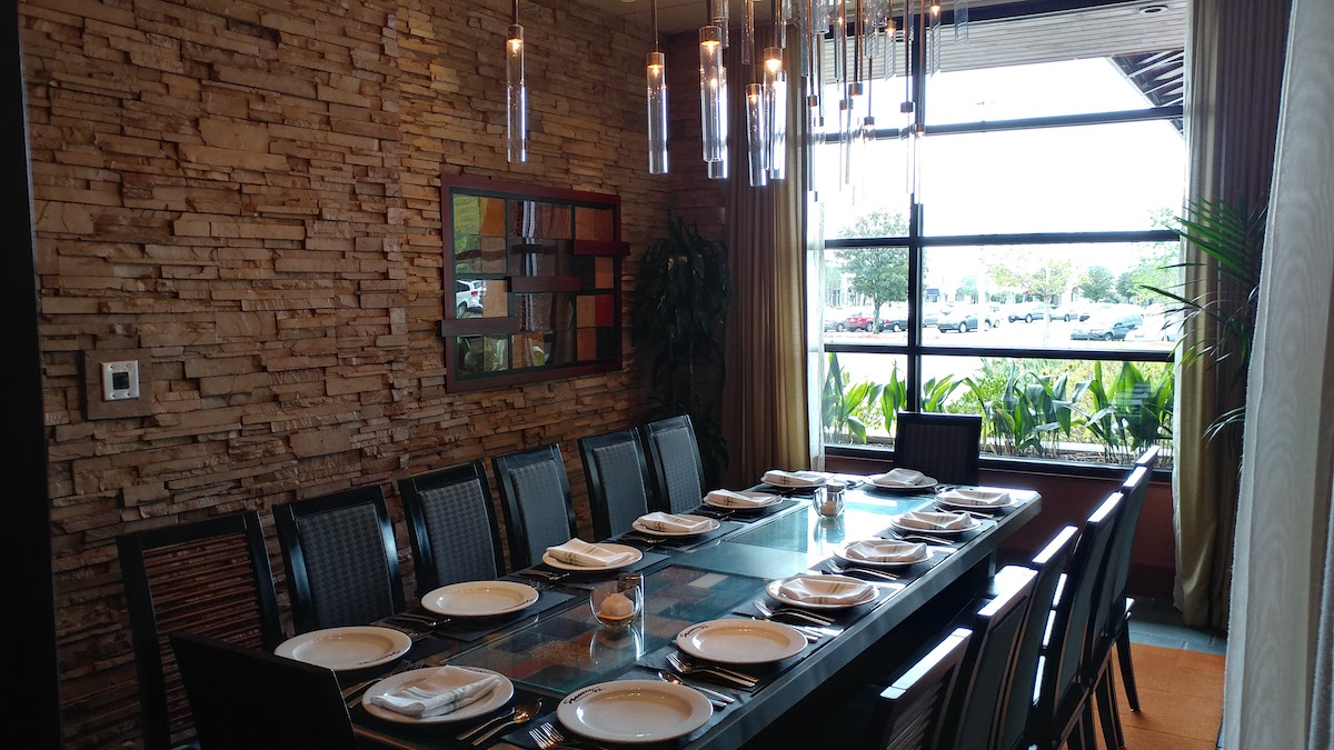 Private Dining Area Seasons 52