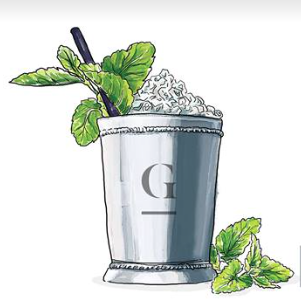 Mint Julep Art